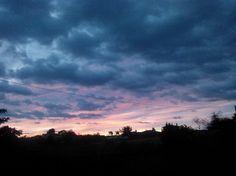 Desde mi ventana......el amanecer