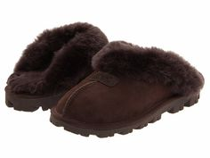 UGG COQUETTE SLIPPERS CHOCOLATE $99 AVAILABLE IN 5 COLORS! - FREE WORLD SHIPPING - BEST PRICES GUARANTEED AT SOPHIA SPANO LINGERIE SHOP - SOPHIASPANO.COM
