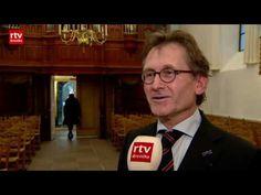 Nobelprijswinnaar Feringa is ereburger van Tynaarlo - YouTube