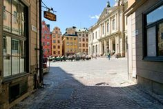 Discover Stockholm's Old Town
