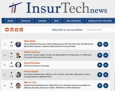 https://flic.kr/p/PtNJms | Insurtech News - Top 50 Influencers in 2016 | @InsurtechNews #Insurtech @Minh_Q_Tran