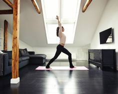 The Quiet Workout: A Killer Home Routine That Won't Annoy Your Neighbors