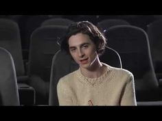 Timothée Chalamet & Luca Guadagnino LIVE on Facebook talking about all t...