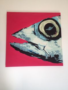 "Lele Coppi's opera, ""Pop animals"""