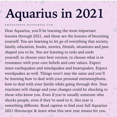 Health, wealth, love, and happiness? Your Personalized Astrology Reading for 2021 reveals everything for you. Mars In Aquarius, Aquarius Woman, Free Astrology Reading, Aquarius Season, What Does It Say, Let Go Of Everything, Astrology Forecast, Aquarius Quotes, Learning To Let Go