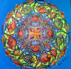 Mandala do Lost Ocean
