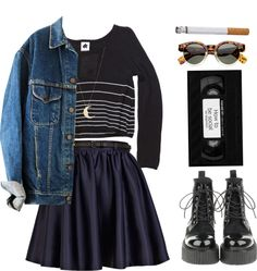 """how to be social"" by only-desire ❤ liked on Polyvore"