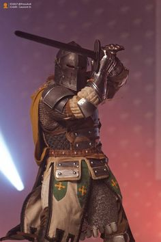 For Honor - Warden cosplay - Japan Expo Sud by Carancerth on DeviantArt