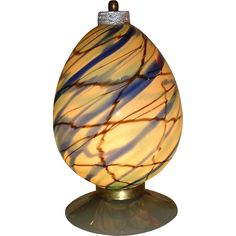 Andromeda Murano Glass Lamp