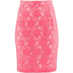 H Skirt ($12) found on Polyvore