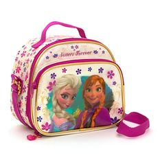 Disney Frozen Lunch Bag. A Perfect way to display your child's love for the movie characters.