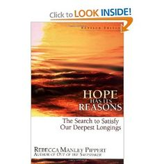 Hope Has Its Reasons: The Search to Satisfy Our Deepest Longings