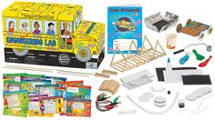 Supplementing Homeschool Science with The Magic School Bus Engineering Lab