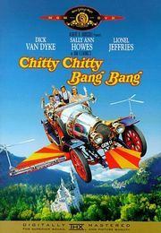 Oh you pretty Chitty Chitty Bang Bang we love you..near, far in a motor car on Chitty Chitty we depend.....