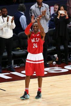 8be85f602c5803 Kobe Bryant Photos - NBA All-Star Game 2016 - Zimbio  nbagames Lakers Kobe