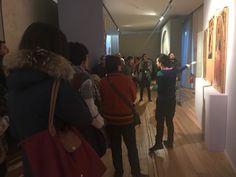 visita guidata alla Mostra di Ambrogio Lorenzetti a cura di Monica Tarloni.