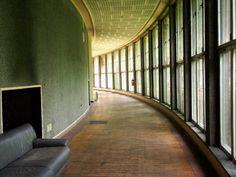 Rundfunk der DDR Hallway