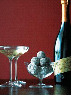 「鎌倉レザンジュ」の「シャンパントリュフ」