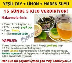 Zencefil Çayı Kilo Verdiriyor! | zencefil zencef
