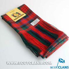 Clan MacDuff Wool Ta