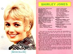 Three Dog Night, Shirley Jones, Jones Family, Partridge Family, Marital Status, David Cassidy, Blonde Hair, Singer, Memories