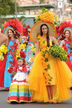 Madeira Flower Festival/Parade