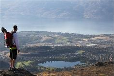Carrot Mountain Bluffs, Kelowna, BC - a hiking trail West Coast Trail, Trail Guide, Mountain Hiking, Best Hikes, Hiking Trails, British Columbia, Carrot, Vacation, Explore