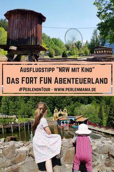 Der Ausflugstipp für NRW mit Kindern - Das FORT FUN Abenteuerland im Sauerland (inkl. Verlosung).  #Ausflugstipp #AusflugsTippNRW #PerlenonTour #NRW #Tagesausflug #AusflugmitKindern #UnterwegsmitKind  #Unterwegs #Deutschland #DeutschlandmitKind #FORTFUN #Fortfunabenteuerland #Sauerland Familienfreundliche Hotels, Backpacking, Camping, Germany Travel, Life Hacks, Things To Do, Fun, Alter, Tricks