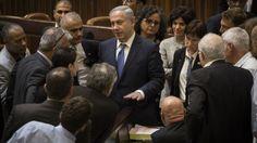 La Knesset aprueba presupuesto de 2015 a 2016 por estrecha mayoría