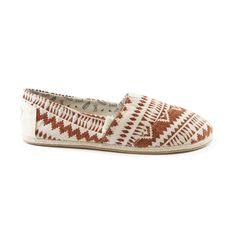 Alpargatas femeninas originales Paez Orange - Zapatos PAEZ