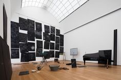 The collection of Erich Marx is closely bound up with the history of the Hamburger Bahnhof, the third largest division of the Nationalgalerie. Das Kapital, Franz West, Museum, Light Installation, Present Day, Berlin, Traditional Art, Joseph, Contemporary