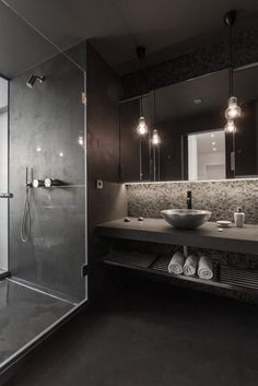 Cool Men's Bathrooms