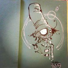 Quick sketch in OZ