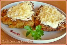 Quiche Muffins, Hungarian Recipes, Baked Potato, Food And Drink, Potatoes, Salad, Baking, Vegetables, Ethnic Recipes
