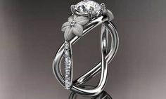 Unique Engagement Rings | Leel Style