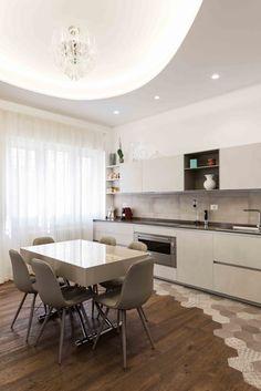 Pavimento cucina: cucina piccola in stile di orsolini | homify