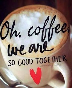 The beautiful good morning coffee quotes with pictures. enjoy sharing these beautiful and funny coffee quotes with your beloved ones and have a great morning. Coffee Talk, Coffee Is Life, I Love Coffee, Coffee Break, My Coffee, Coffee Drinks, Coffee Shop, Coffee Lovers, Happy Coffee
