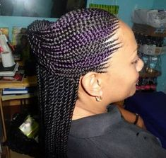 Hottest Beautiful Hairstyles for women splendid and fabulous braided hairstyles that will definitely refresh your look and make you more elegant and charming. Braided Cornrow Hairstyles, Ghana Braids Hairstyles, Braids Hairstyles Pictures, African Hairstyles, Ghana Cornrows, Hairdos, Hairstyle Ideas, Black Girl Braids, Braids For Black Hair
