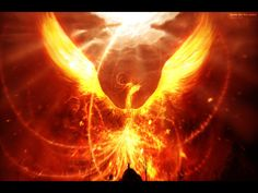 Phoenix- Mythical Fire Dragon