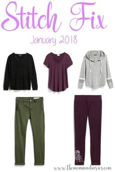 Take a look at my Stitch Fix January 2018 Box and see everything inside! Also, find out how you can try Stitch Fix for FREE!