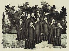 Bubonic Plague Middle Ages Doctor Black plague d bubonic