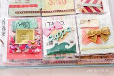 Janette Lane: Incoming Pocket Letters