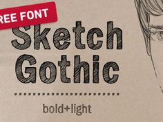handmade fonts free - Google Search