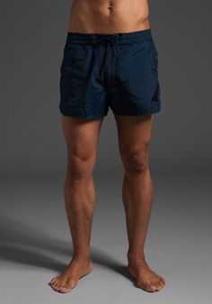MARC BY MARC JACOBS Swim Trunk in Gettysburg Blue at Revolve Clothing - Free Shipping!