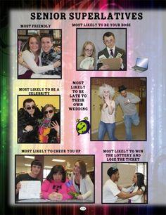 Laundry List of Yearbook Superlatives » Idea Garden Blog