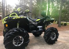 Can Am Atv, Four Wheelers, Dirtbikes, Trail Riding, Old Cars, Country Girls, Outlander, Offroad, Recreational Vehicles