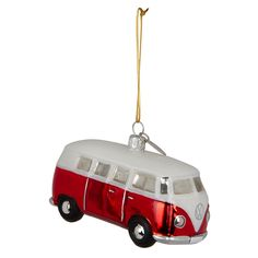Hanger VW-Bus Glas , Rood