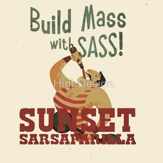 I found 'Fallout Sunset Sarsaparilla T-Shirt by HighDesign' on Wish, check it out!