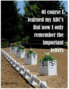 Yes, Dressage letters are the only ones we need to know