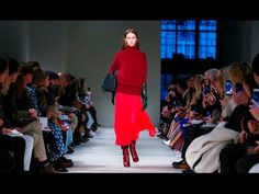 Victoria Beckham | Fall Winter 2017/2018 Full Fashion Show | Exclusive - YouTube